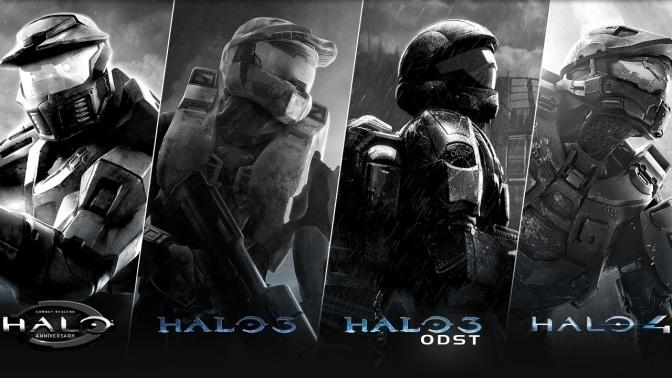 HALO: Vier neue abwärtskompatible Spiele