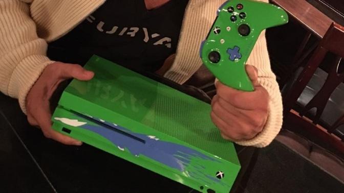 Paul Walker wird eigene Xbox Konsole gewidmet
