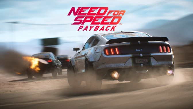 NEED FOR SPEED PAYBACK: Play First Trial auf EA Access ab Donnerstag