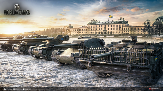 WORLD OF TANKS: ab sofort in 4K mit HDR auf Xbox One X