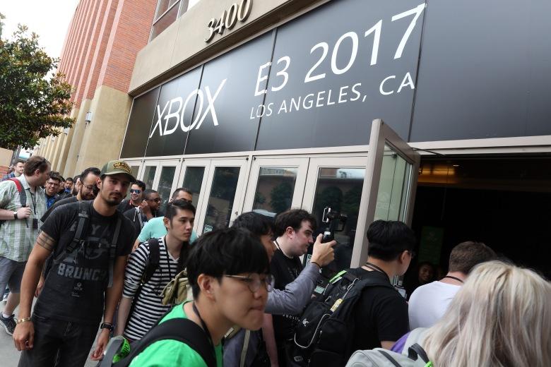 E3 2017 Xbox Briefing